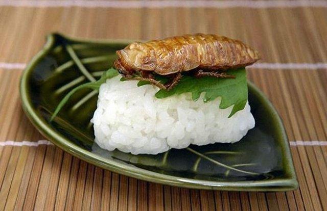 Creepy Japanese Delicacies