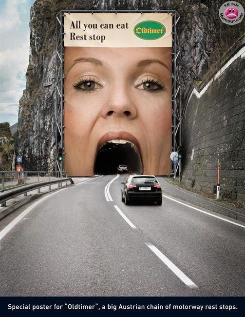 Creative and  Funny Ads