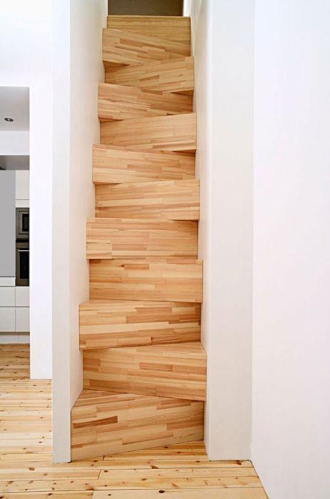 Creative Staircase Designs