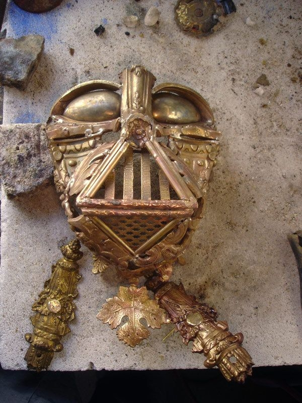 Darth Vader Sculpture