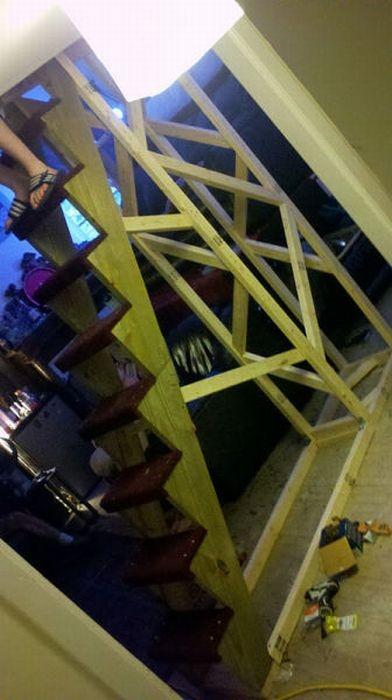 Handmade Home Theater