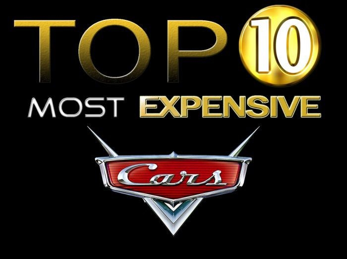 Top 10 Expensive Cars