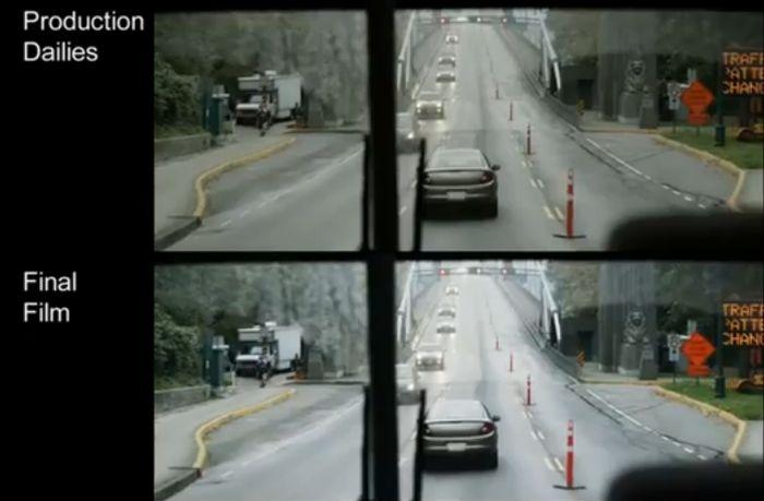 Final Destination 5   Bridge Visual Effects