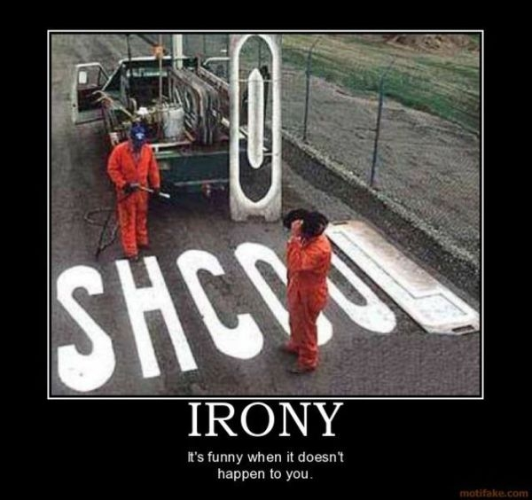 Ironic Pictures