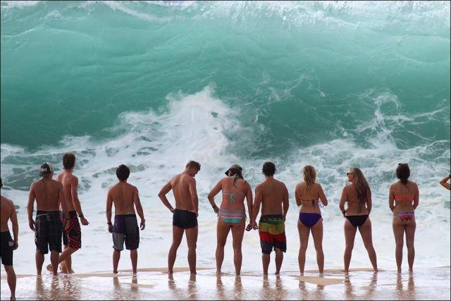Biggest Wave Ever!