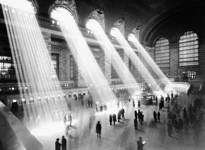Historic Photos Of NYC