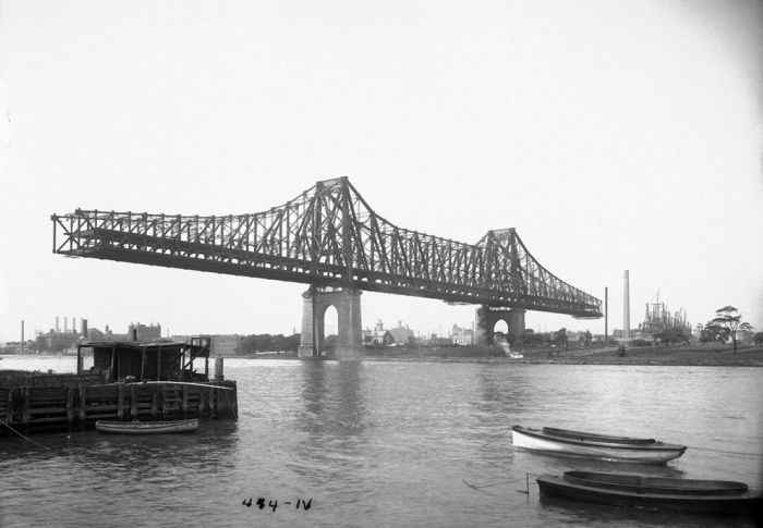 Historic Photos Of NYC