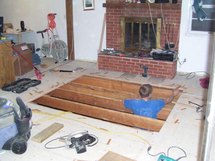DIY. Hot Tub Project