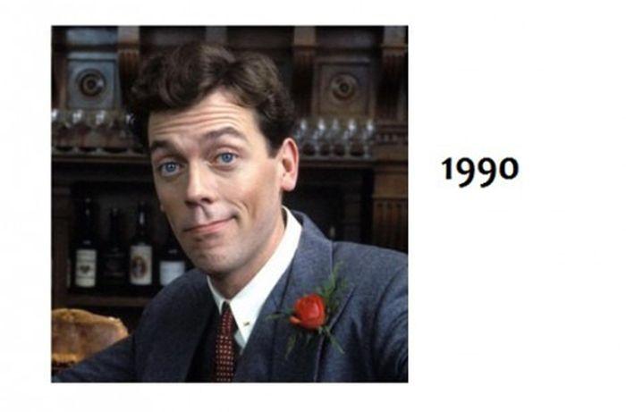 Hugh Laurie Timeline