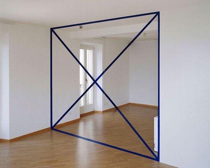 Аnаmоrрhiс Illusions bу Felice Varini