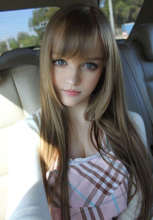 Looks Like a Doll