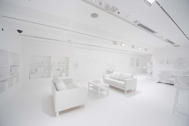 The Obliteration Room Рroject