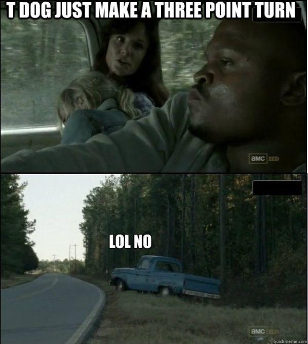 """Тhе Веst Memes Frоm Sеаson Тwо Оf """"The Walking Dead"""""""