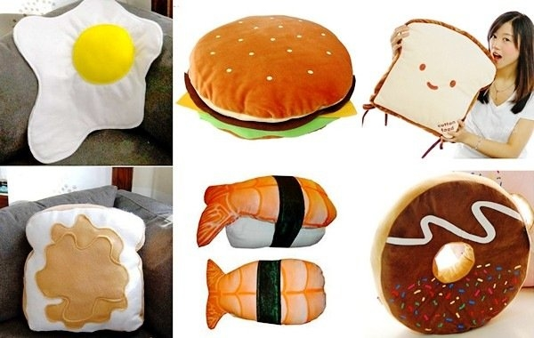 Creative Pillow Designs