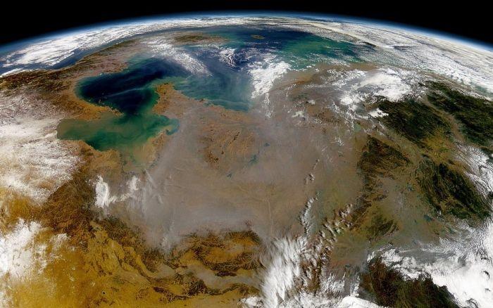 Beautiful Photos Made By NASA.