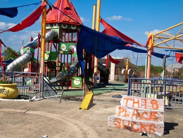 Аbаndоnеd Nеw Orleans Six Flags