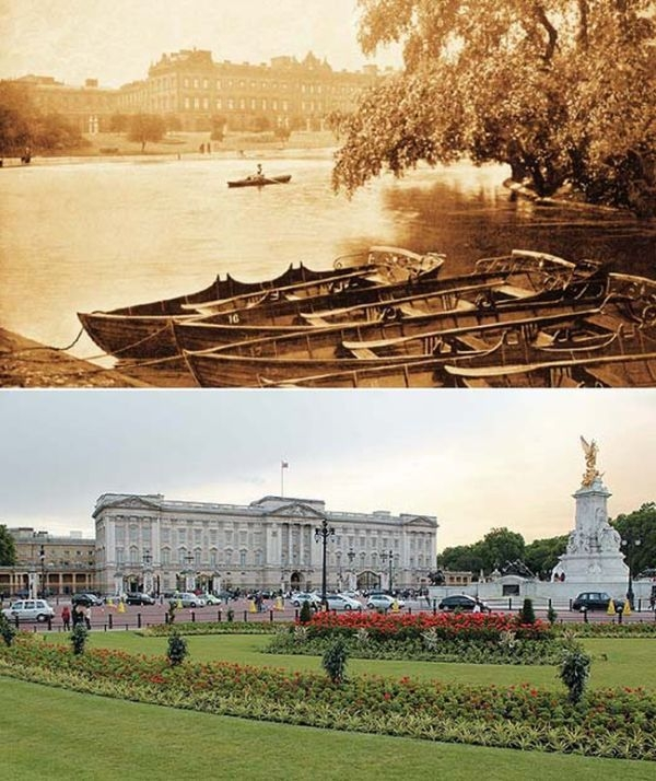 Past and Present London