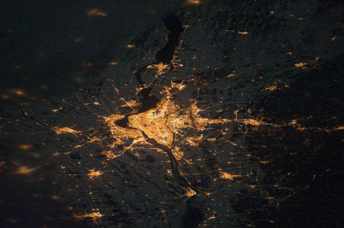 Оur Planet at Night