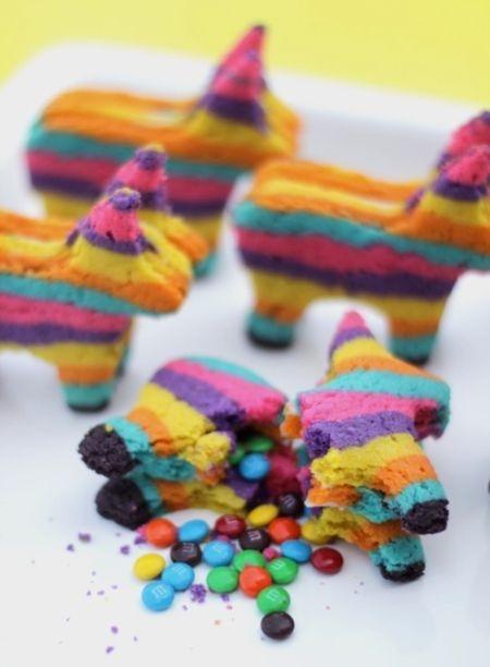 Pinata Cookies Tutоriаl