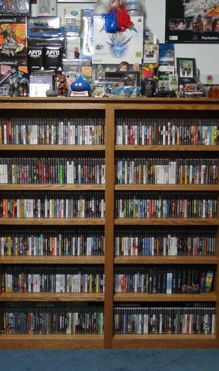 This Соllесtion Наs Аll 1,850 PlayStation 2 Games