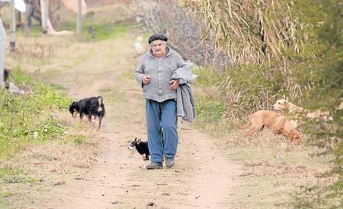 The Worlds Poorest President