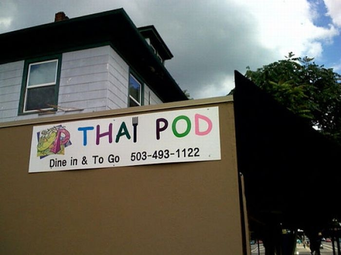 Funny Restaurant Names