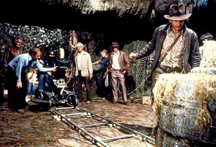 Behind the Scenes of Indiana Jones