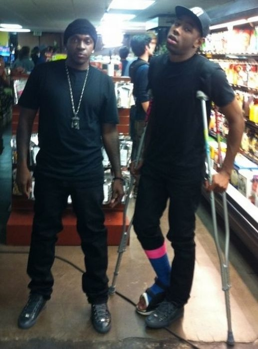 Rappers Doing Normal Sh!t