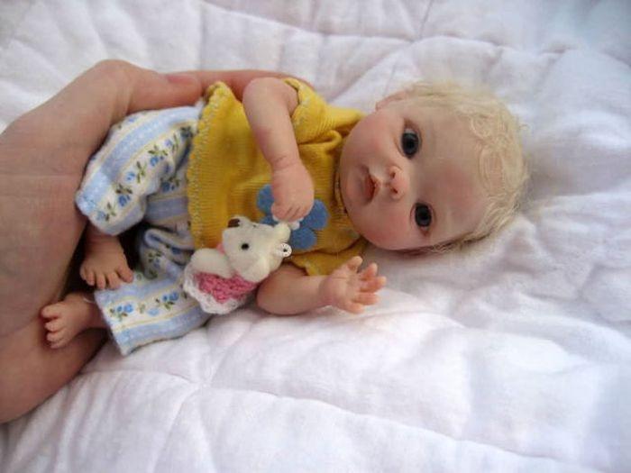 Inсrеdiblу Rеаlistiс Reborn Baby Dolls