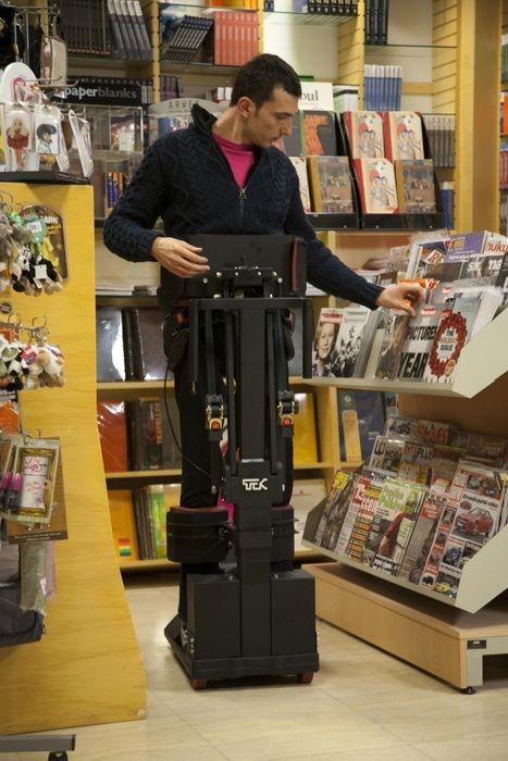 Device for Paraplegics