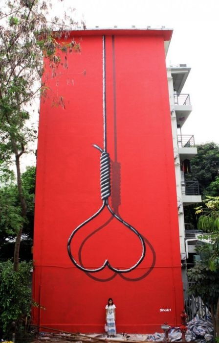 Best of Street Art Of The Year