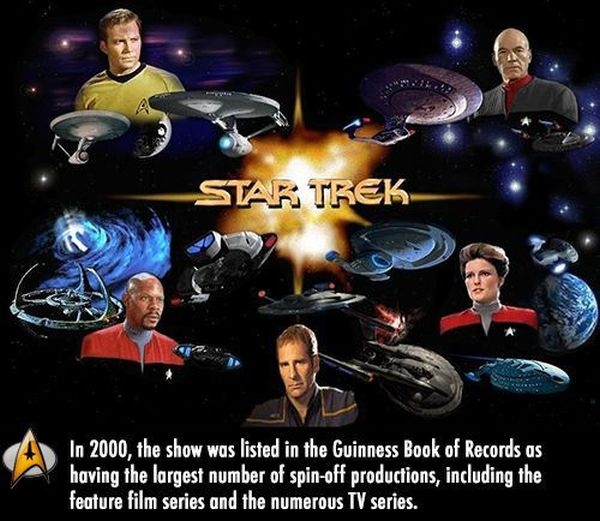 Interesting Facts About Star Trek