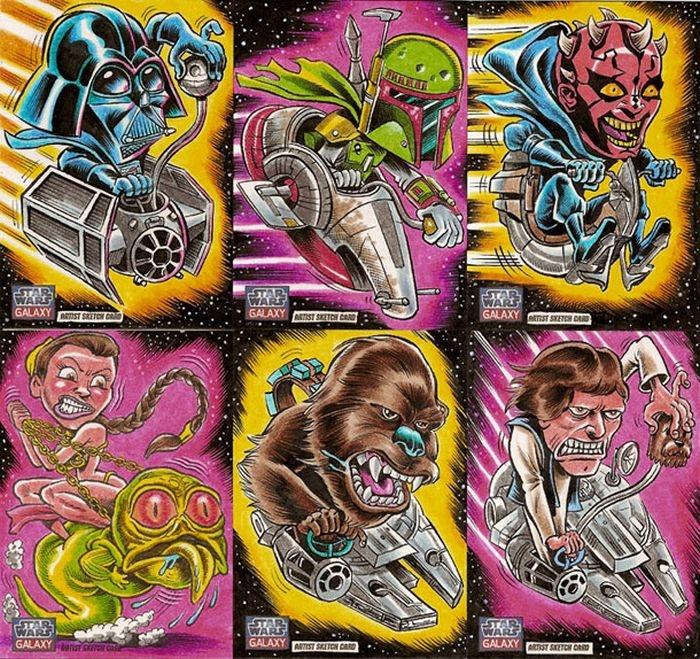 105 Star Wars Gаlаxу