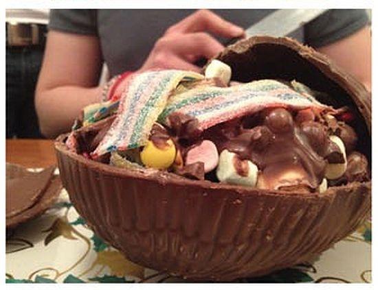 Super Easter Egg