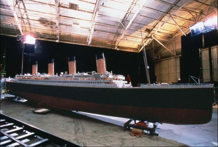 Titanic. Behind The Scenes