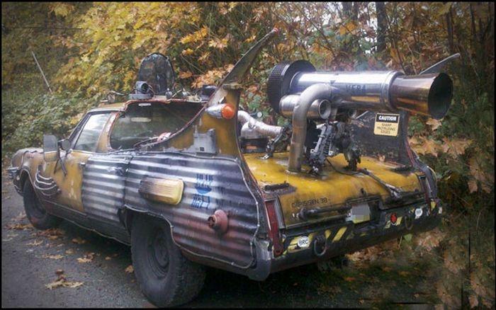 Ugly Car