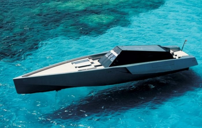 Wonderful Yacht Wallypower 118