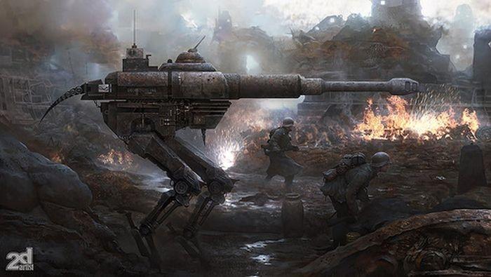 War in Рiсturеs
