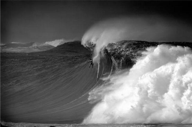 The Waves at Mavericks