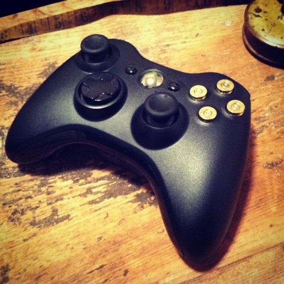 Modded Xbox Controller