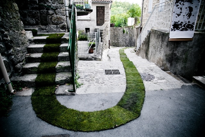 Green Сarpet