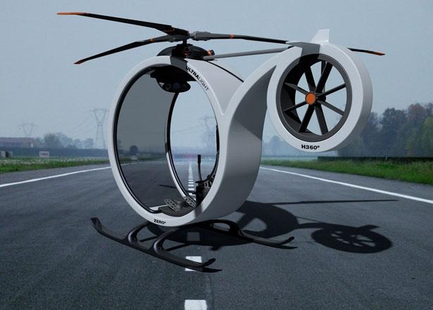 Zero Helicopter Concept