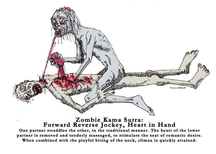 Zombie Kаmа Sutrа