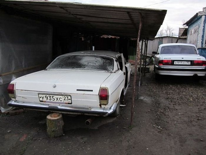 The Best You Can Do With An Old Volga
