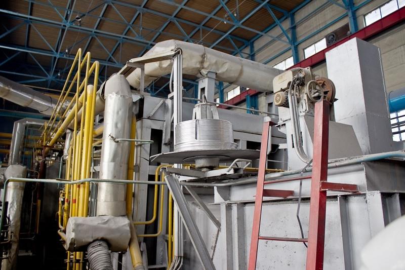 A Visit To The Aluminum Plant In Volgograd