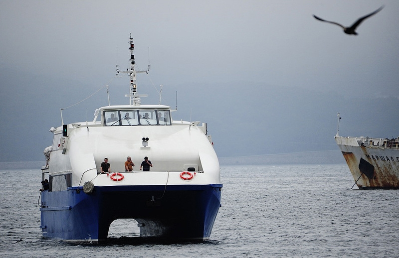 New Water Transport On The Sea Of Japan
