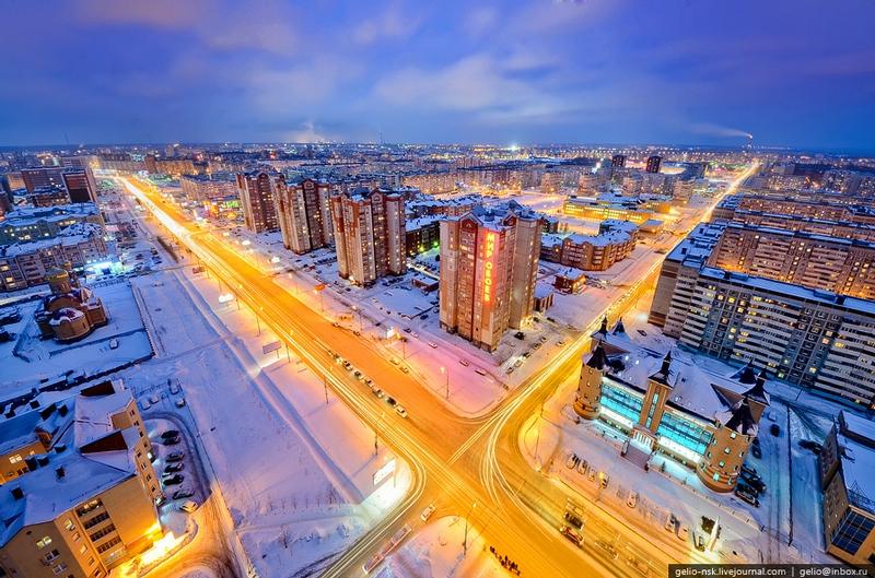 Winter Sights Of Kazan