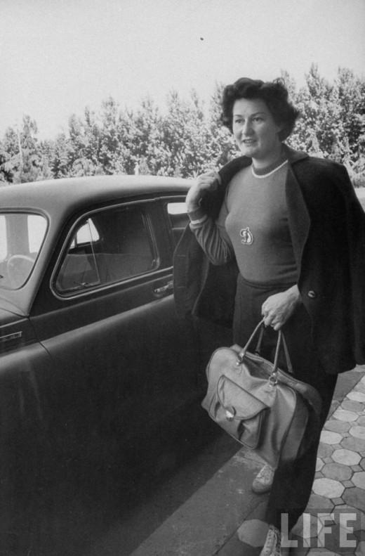 Women of the 1950s