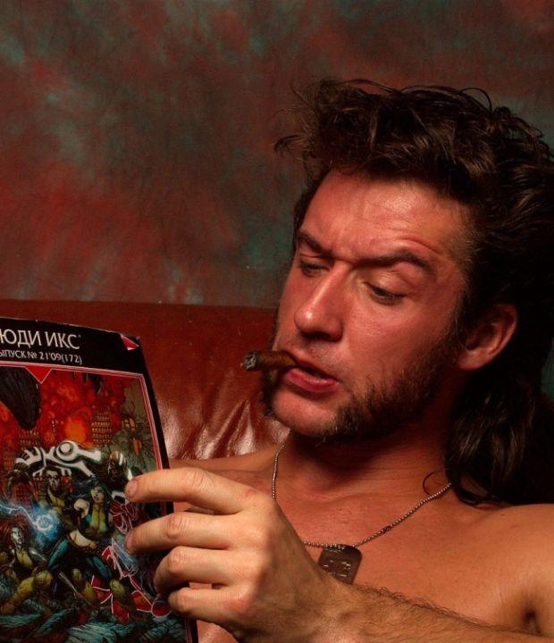 Russian Wolverine
