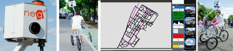 Shooting Panoramas For Yandex Maps